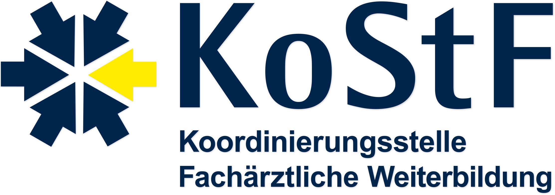 Logo KoStF Stellenportal